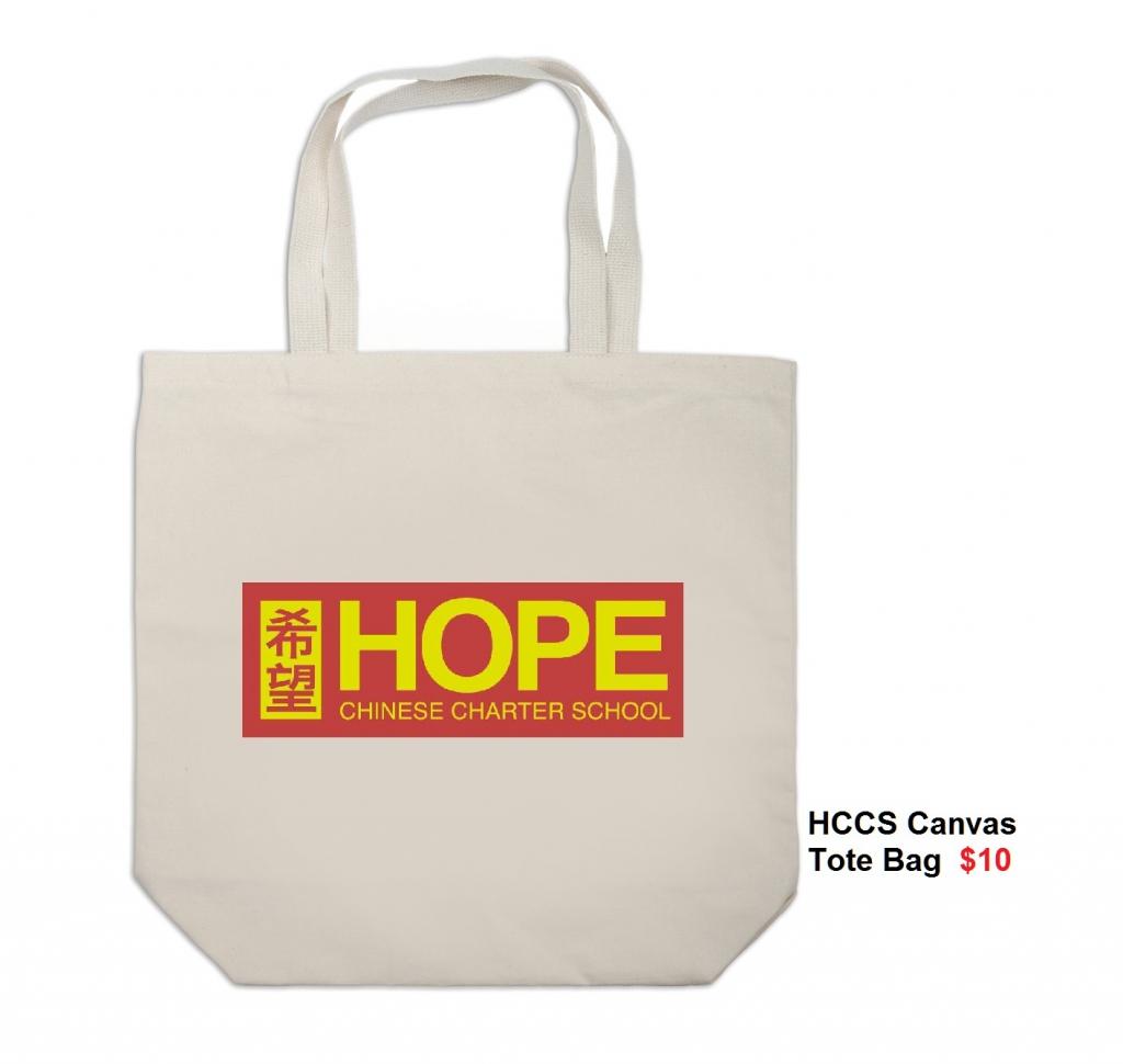 HCCS Tote Bag