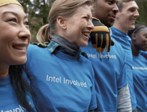 World Human Rights Day & Intel:  2x match opportunity