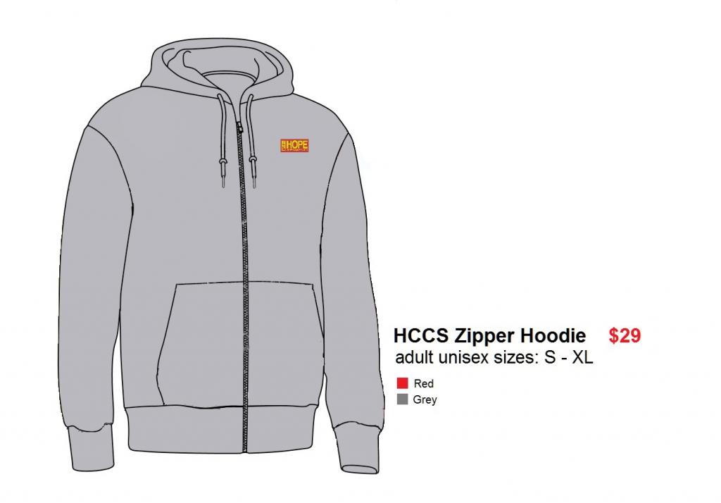 HCCS Hoodie